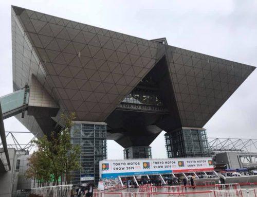 Tokyo Motor Show (Deel 1)