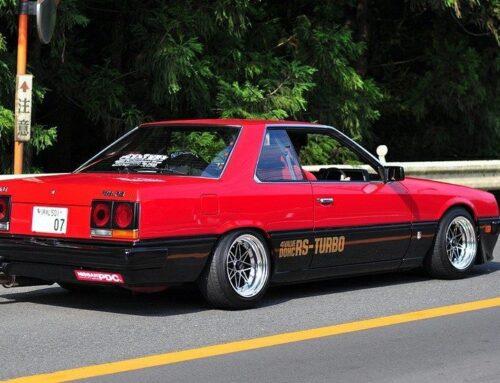 Skyline R30 RS-Turbo