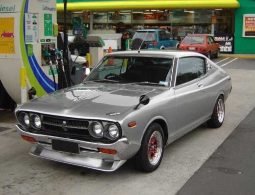 Datsun 180B Coupe