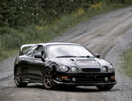 Celica ST205 GT-Four
